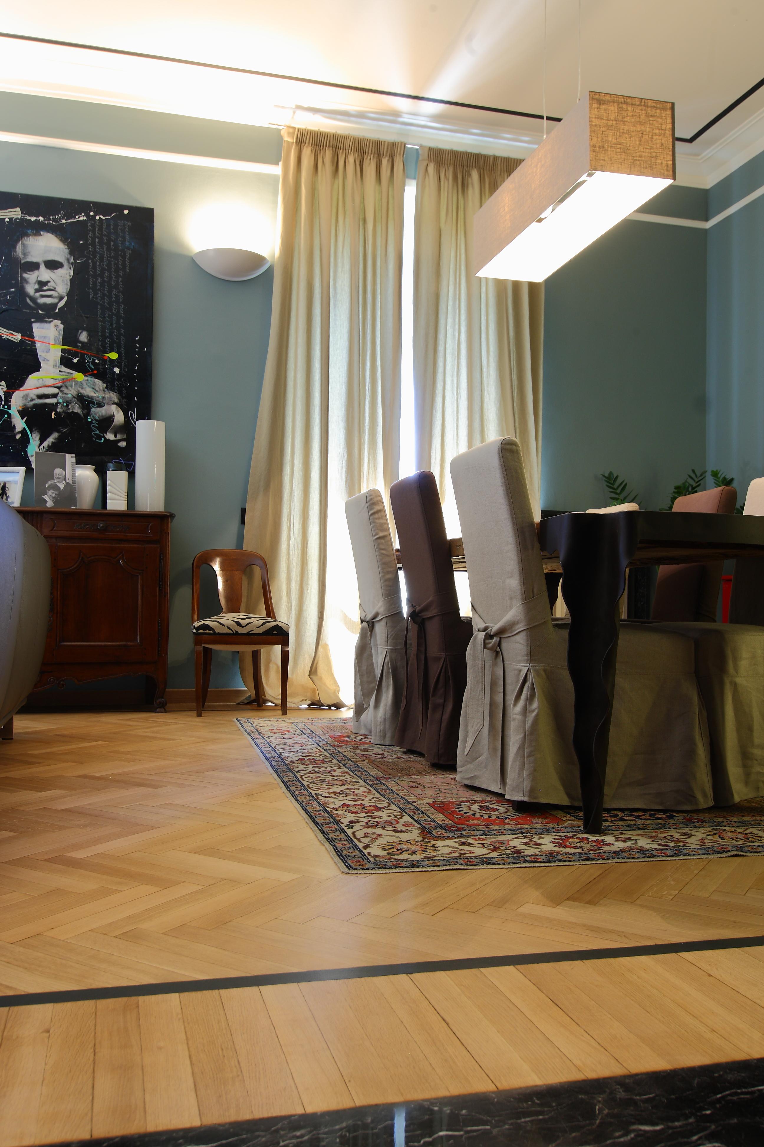 Casa ferraris progetto studio architettura d 39 interni for Studio architettura d interni