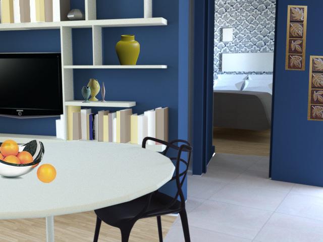 Casa tirreno progetto studio architettura d 39 interni for Studio architettura d interni
